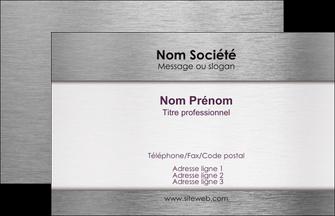 Impression Carte De Visite En Metal Securite Devis Dimprimeur Publicitaire Professionnel