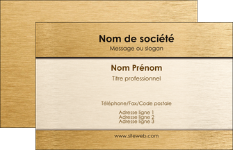 Impression numero imprimerie givors carte de visite place carneau  devis d'imprimeur publicitaire professionnel Carte de Visite - Paysage