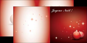 exemple depliant 2 volets  4 pages  carte de voeux 2013 voeux nouvelle annee cartes de voeux MIF12794