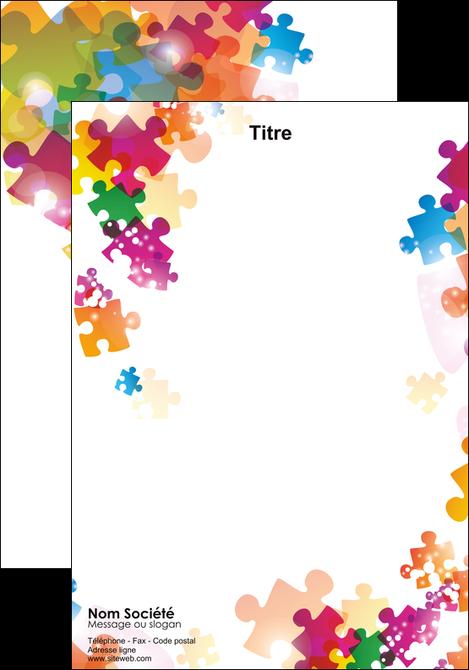 creation graphique en ligne affiche abstrait appel arc en ciel MLGI13848