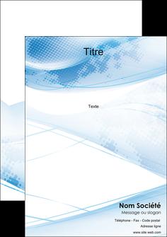 personnaliser maquette affiche texture contexture abstrait MLGI13992