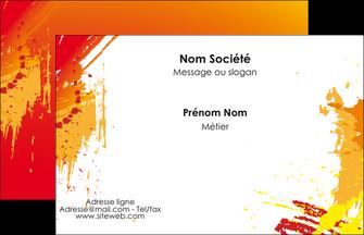 Impression carte de voeux impression  carte-de-voeux-impression Carte de Visite - Paysage