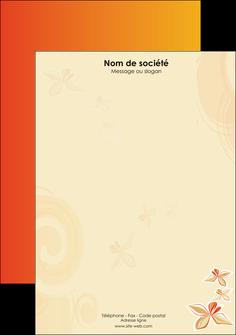 personnaliser maquette flyers fleuriste et jardinage cartes collection couleur MLGI14220
