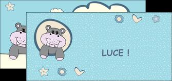 modele en ligne flyers bonbon dessin anime MLIG14586