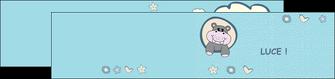 realiser depliant 2 volets  4 pages  bonbon dessin anime MLIG14588