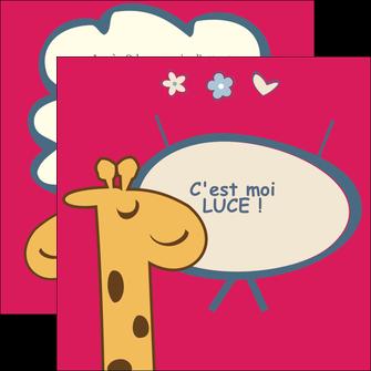 realiser flyers bonbon dessin anime MLIG14672