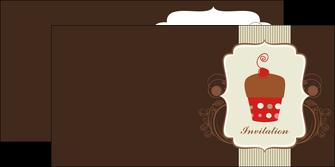maquette en ligne a personnaliser depliant 2 volets  4 pages  carte d anniversaire carton d invitation d anniversaire faire part d invitation anniversaire MLGI14688