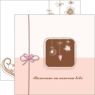 modele flyers invitation naissance faire part de naissance carte de naissance MLGI14748