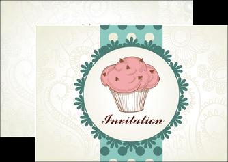 faire modele a imprimer flyers carte d anniversaire carton d invitation d anniversaire faire part d invitation anniversaire MLGI14768