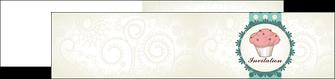 personnaliser modele de depliant 2 volets  4 pages  carte d anniversaire carton d invitation d anniversaire faire part d invitation anniversaire MLGI14772