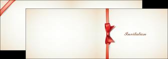 imprimerie depliant 2 volets  4 pages  carte d anniversaire carton d invitation d anniversaire faire part d invitation anniversaire MLGI14796