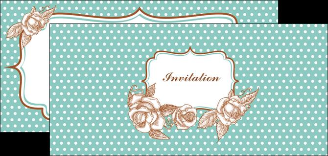 imprimerie flyers carte d anniversaire carton d invitation d anniversaire faire part d invitation anniversaire MLGI14810