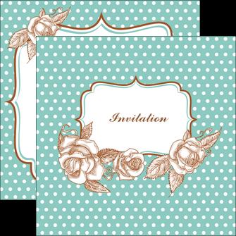 realiser flyers carte d anniversaire carton d invitation d anniversaire faire part d invitation anniversaire MLGI14814