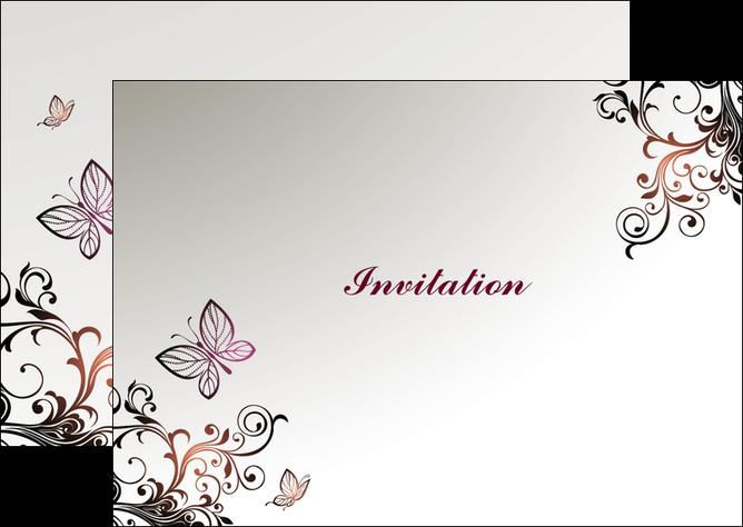 maquette en ligne a personnaliser flyers carte d anniversaire carton d invitation d anniversaire faire part d invitation anniversaire MLGI14926