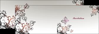 modele depliant 2 volets  4 pages  carte d anniversaire carton d invitation d anniversaire faire part d invitation anniversaire MLGI14928