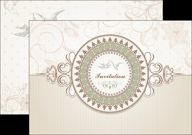 faire modele a imprimer flyers anniversaire carte carte d anniversaire MLGI15020