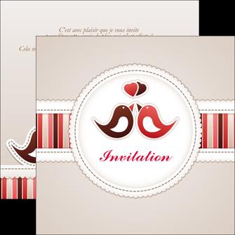 impression flyers carte d anniversaire carton d invitation d anniversaire faire part d invitation anniversaire MLIG15072