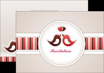 faire modele a imprimer flyers carte d anniversaire carton d invitation d anniversaire faire part d invitation anniversaire MLIG15076