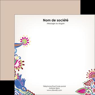Impression faire des prospectus Fleuriste & Jardinage papier à prix discount et format Flyers Carré 12 x 12 cm