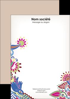 Impression prospectus design Fleuriste & Jardinage prospectus-design Flyer A5 - Portrait (14,8x21 cm)