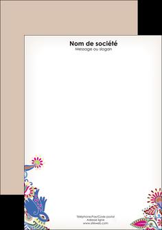 Impression créer des flyers pas cher Fleuriste & Jardinage creer-des-flyers-pas-cher Flyer A4 - Portrait (21x29,7cm)
