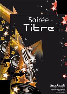 imprimer affiche discotheque et night club isco discotheque disk MLIG15406