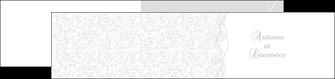 exemple depliant 2 volets  4 pages  celebrer ceremonie decor MIS16282