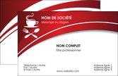 imprimerie carte de visite bar et cafe et pub cafe cafeteria tasse de cafe MLGI18776