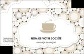 exemple carte de visite bar et cafe et pub salon de the buvette brasserie MLGI18846