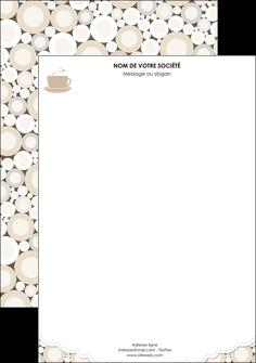 faire modele a imprimer tete de lettre bar et cafe et pub salon de the buvette brasserie MLGI18856