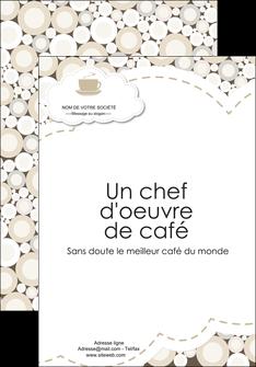 modele en ligne affiche bar et cafe et pub salon de the buvette brasserie MLGI18862