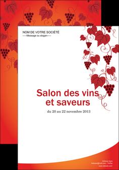 imprimer affiche vin commerce et producteur raisins grappe de raisins culture de raisins MLIG19040
