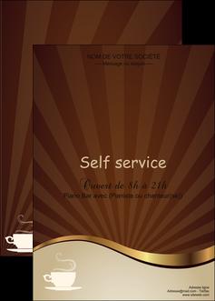 imprimerie affiche bar et cafe et pub cafe tasse de cafe bistro MLGI19110
