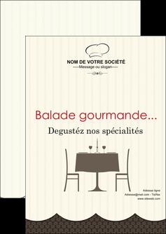 cree flyers restaurant restaurant restauration restaurateur MLIG19222
