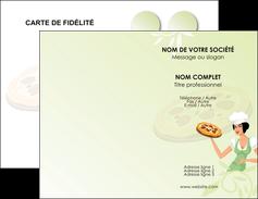 creer modele en ligne carte de visite pizzeria et restaurant italien pizza plateau plateau de pizza MLGI19770