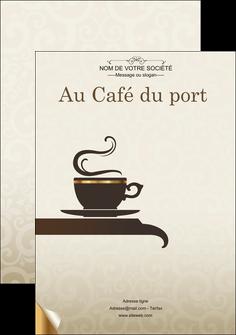 creation graphique en ligne affiche bar et cafe et pub salon de the buvette brasserie MLGI19790