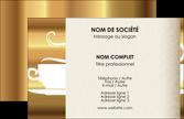 creer modele en ligne carte de visite bar et cafe et pub salon de the buvette brasserie MLGI19803