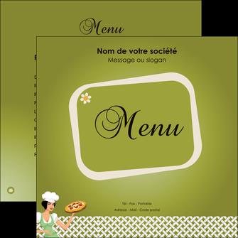 imprimerie flyers pizzeria et restaurant italien pizza plateau plateau de pizza MLGI20264