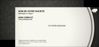 exemple carte de correspondance restaurant restaurant restauration restaurateur MLGI20324
