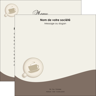 faire flyers bar et cafe et pub cafe salon de the cafe chaud MLGI20332