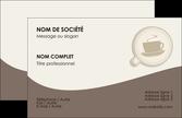 modele carte de visite bar et cafe et pub cafe salon de the cafe chaud MLGI20333