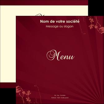 personnaliser modele de flyers vin commerce et producteur vin bouteille de vin verres de vin MLIG20364