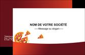 personnaliser modele de carte de visite pizzeria et restaurant italien pizza pizzeria service pizza MLGI20386