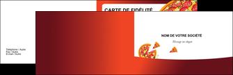 personnaliser maquette carte de visite pizzeria et restaurant italien pizza pizzeria service pizza MLGI20388