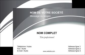 Commander Carte De Visite Recto Verso Pellicule Brillant Salon Papier Publicitaire Et Imprimerie
