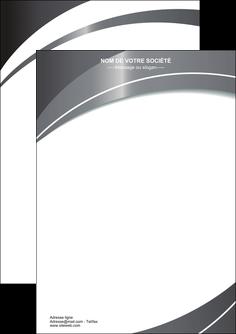 Exemple d'affiche et prospectus A5 à personnaliser