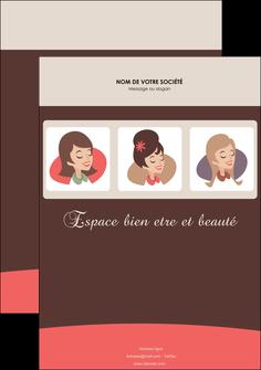 impression affiche institut de beaute beaute femme beaute feminine MLGI20840