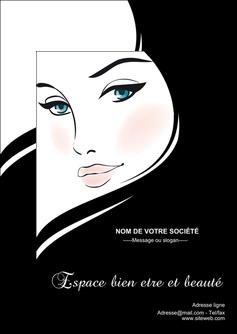 impression flyers institut de beaute beaute salon de beaute institut de beaute MLGI20858