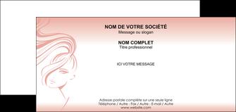 faire modele a imprimer carte de correspondance institut de beaute coiffure coiffeur coiffeuse MLIG21246