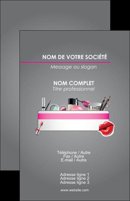 Faire Carte De Visite Cosmetique Beaute Salon Soin MLGI21256